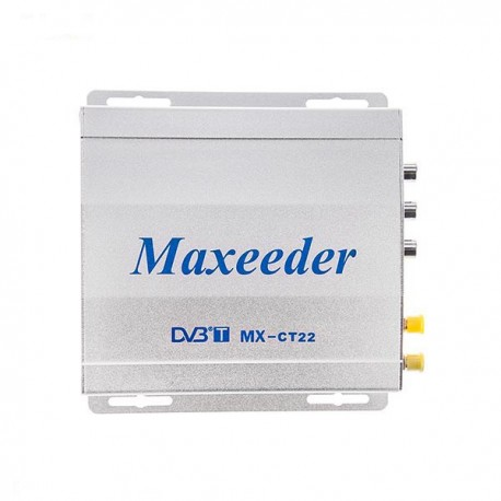 گیرنده دیجیتال خودرو مدل مکسیدر MXCT22