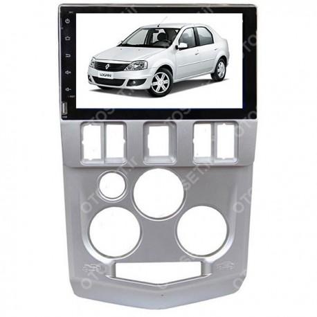 دی وی دی فابریک رنو ال90 - برند ویگو - سیستم اندروید