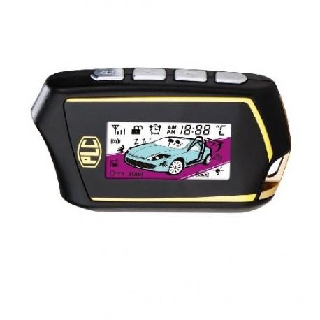 دزدگیر تصویری ماشین مدل PLC gold7