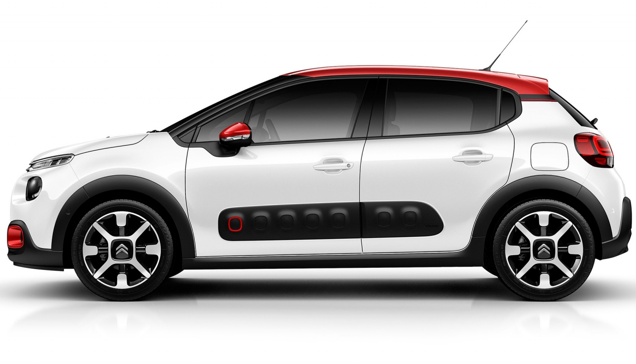 citroen c3 side image